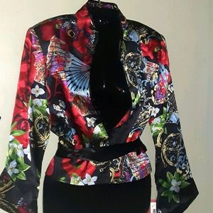 Silk JS Collections Jacket